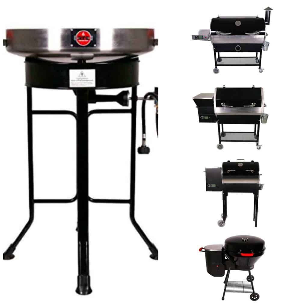 Rec Tec Grills and Smokers