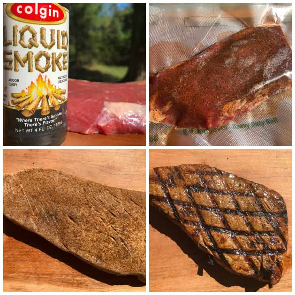 top round steak two smoked london broil recipes