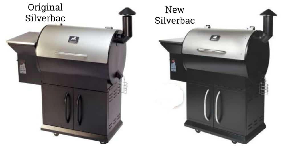 Original and New Silverbac