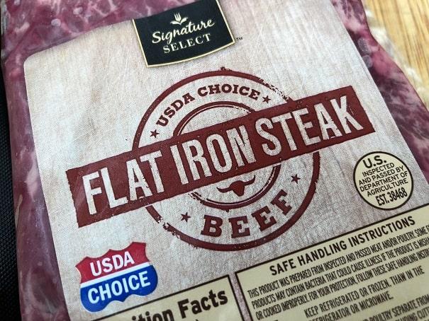 Steak Label