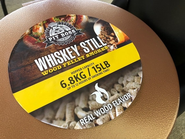 Whiskey Still Pellet Smoker by Pit Boss Review: No Thanks