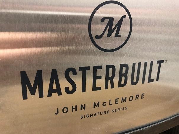 Masterbuilt Signature Series