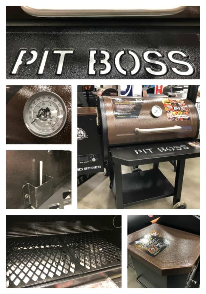 Pit Boss Pro Series at Lowes
