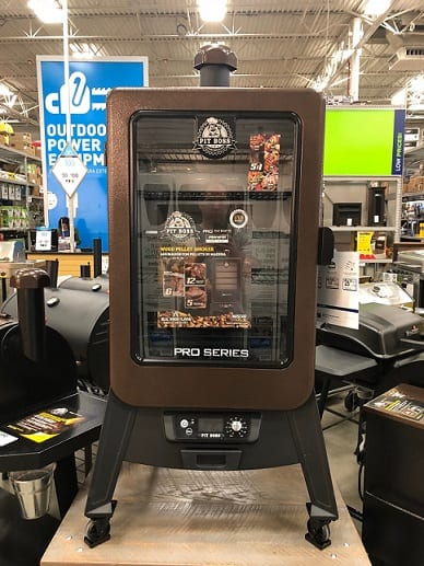 Pro Series 4 Vertical Smoker