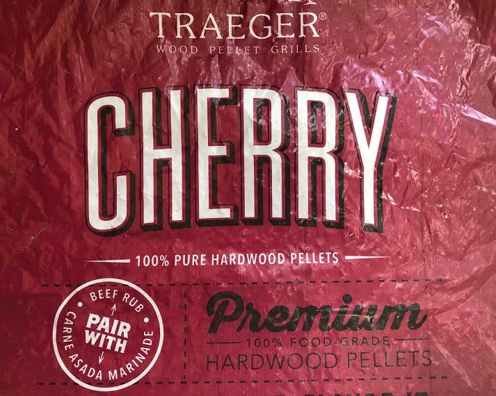 Traeger Cherry Pellets for Smoking