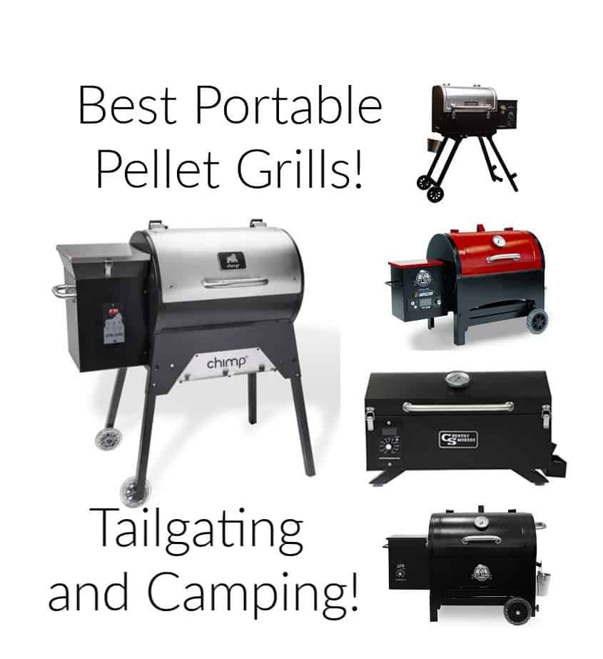 Best Portable Pellet Grill Options