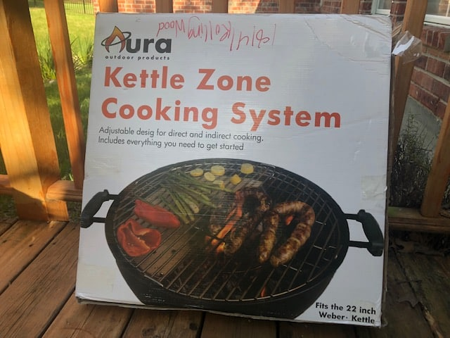 Aura Kettle Zone Cooking System
