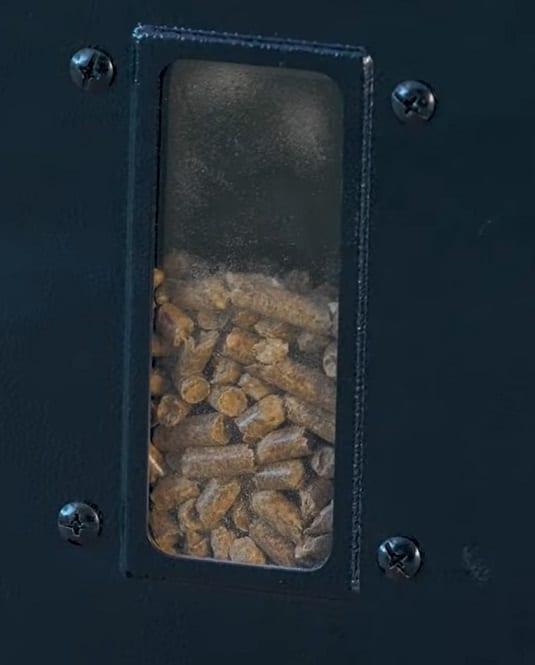42 Pound Pellet Hopper
