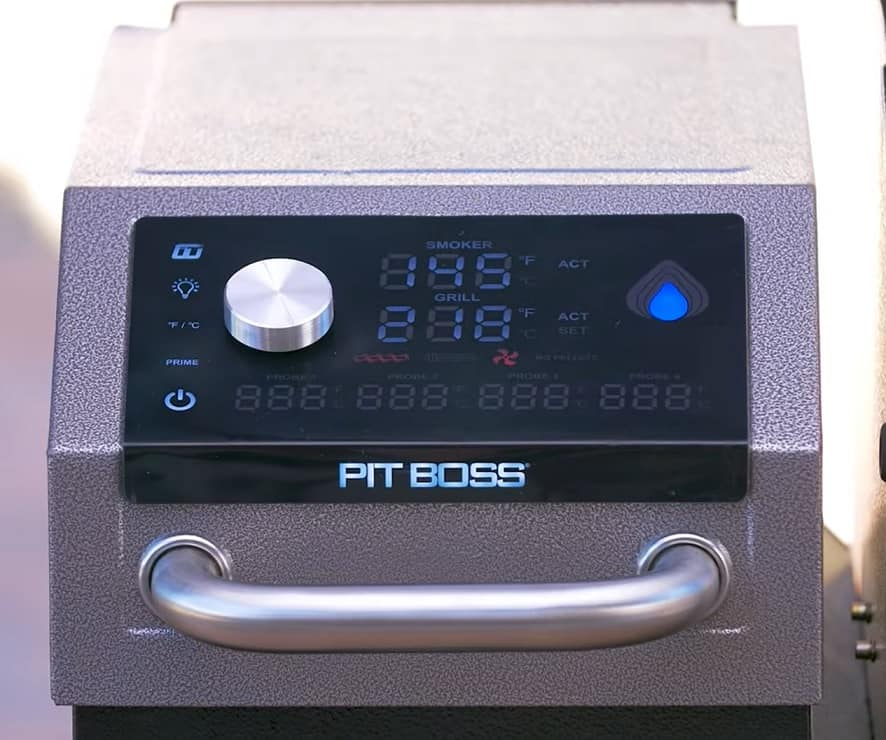 Pit Boss PID Controller