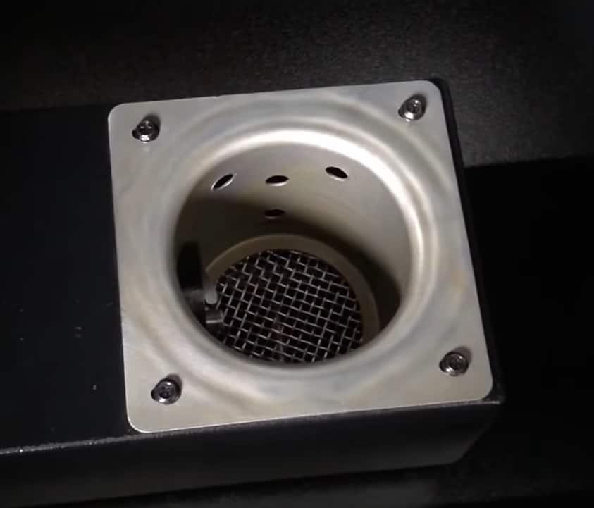 Pit Boss Platinum Series Burn Pot