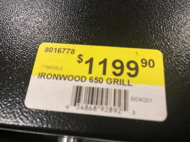 Ironwood 650 Price
