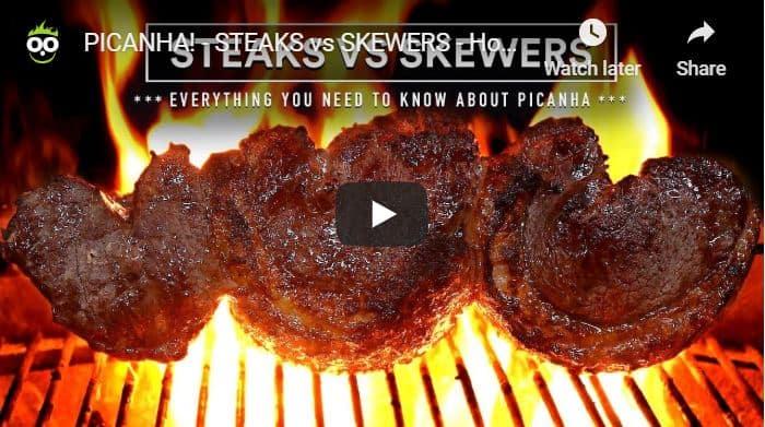 Steaks vs Skewers