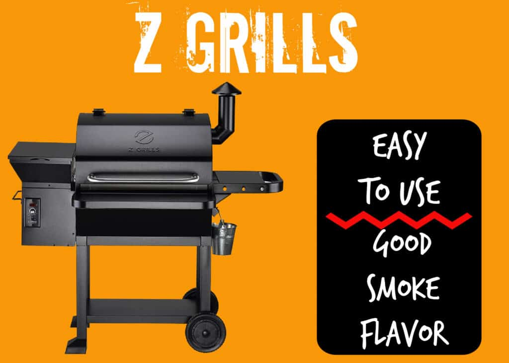 Easy Z Grill