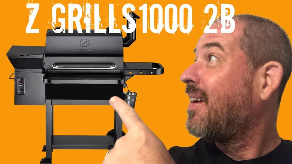 Z Grills 1000 2B