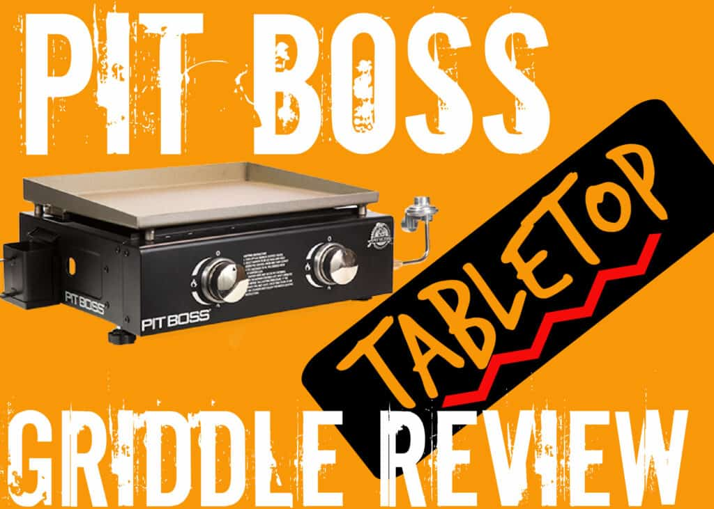 Pit Boss Tabletop Griddle Reviews