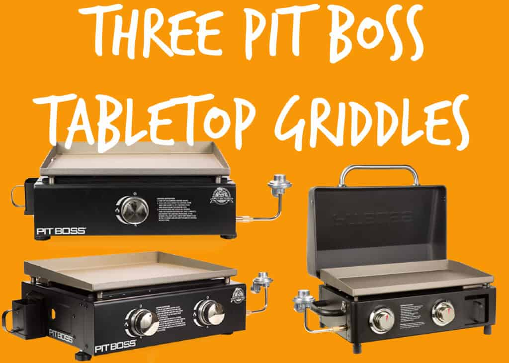 Three Models of Griddle