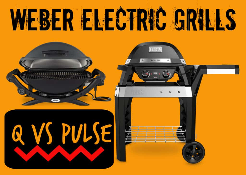 Weber Electric Grills