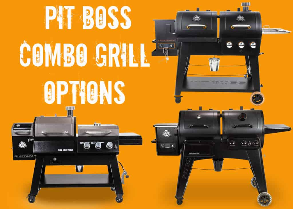 Combo Grill Options