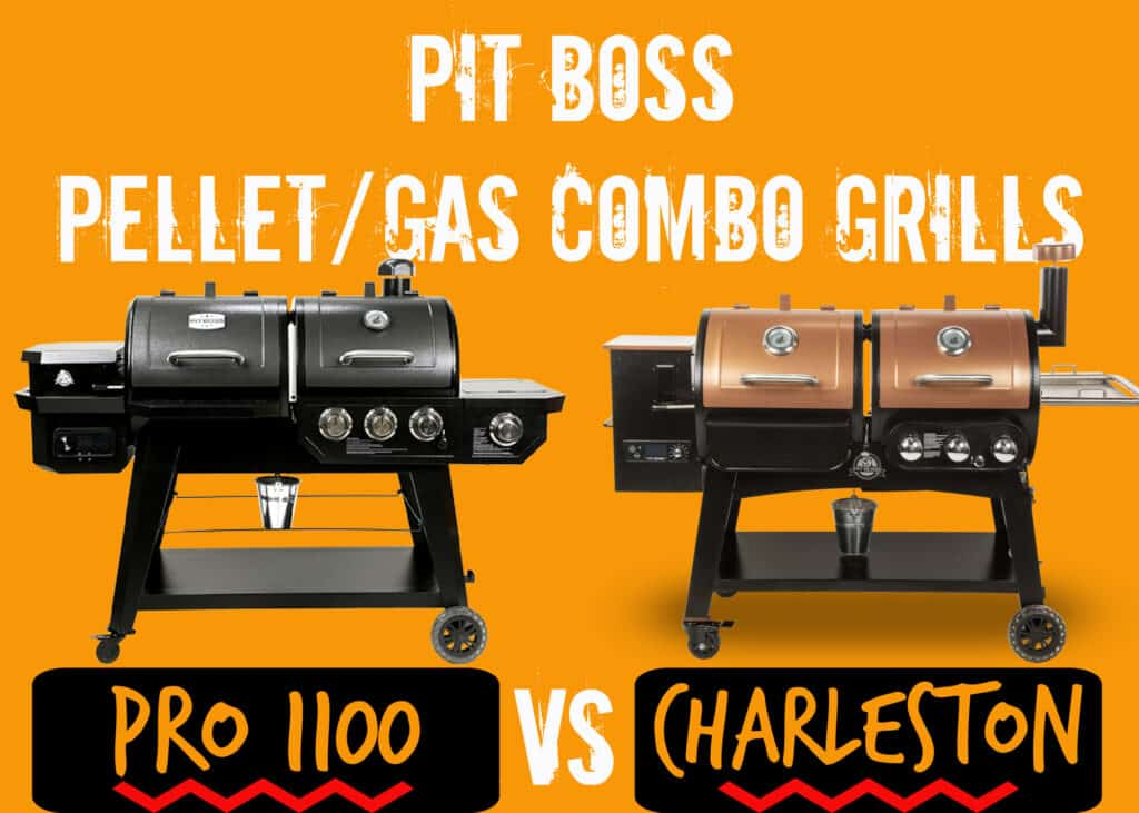 Pit Boss Combo Grills