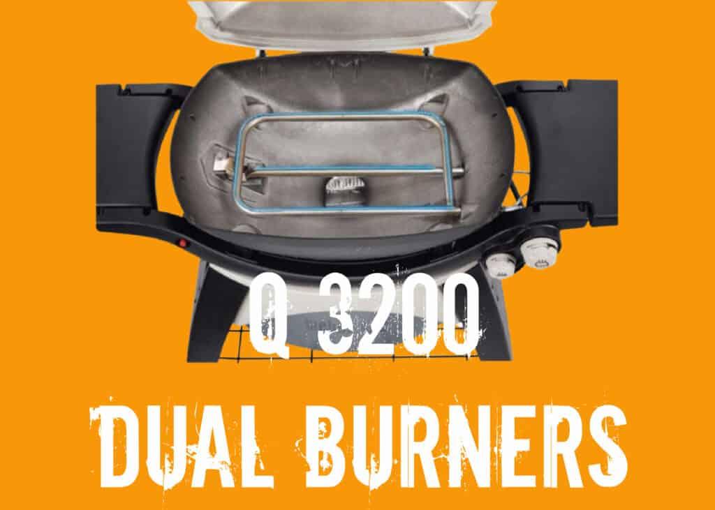 Q 3200 Burners