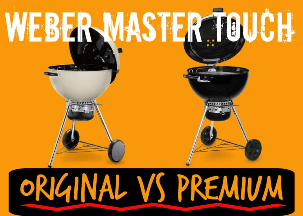 Weber Master Touch Review