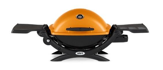 Orange Weber Q1200
