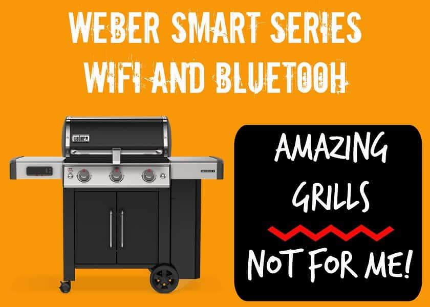 Weber Smart Series