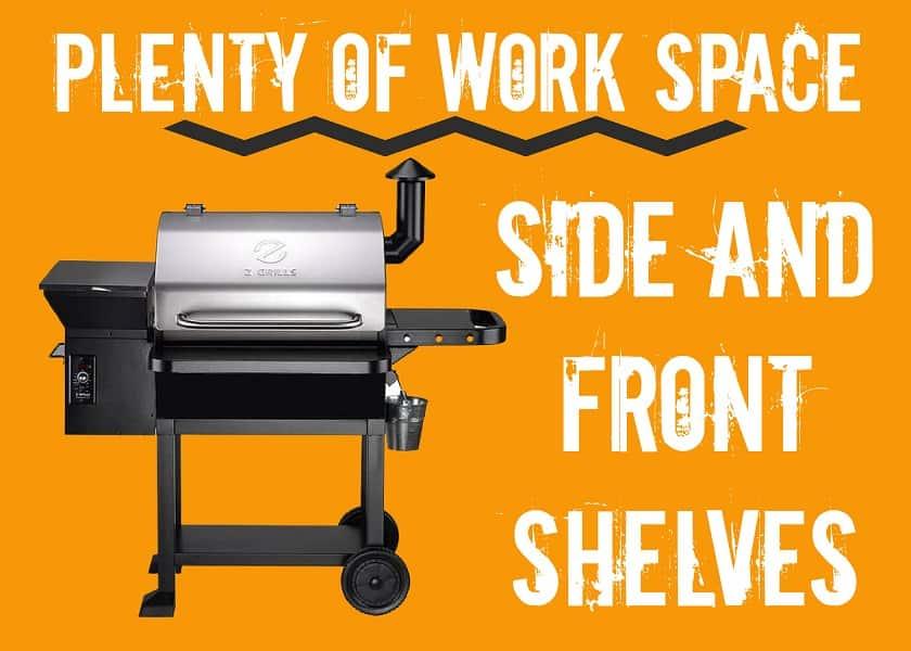 1000 Series Work Space
