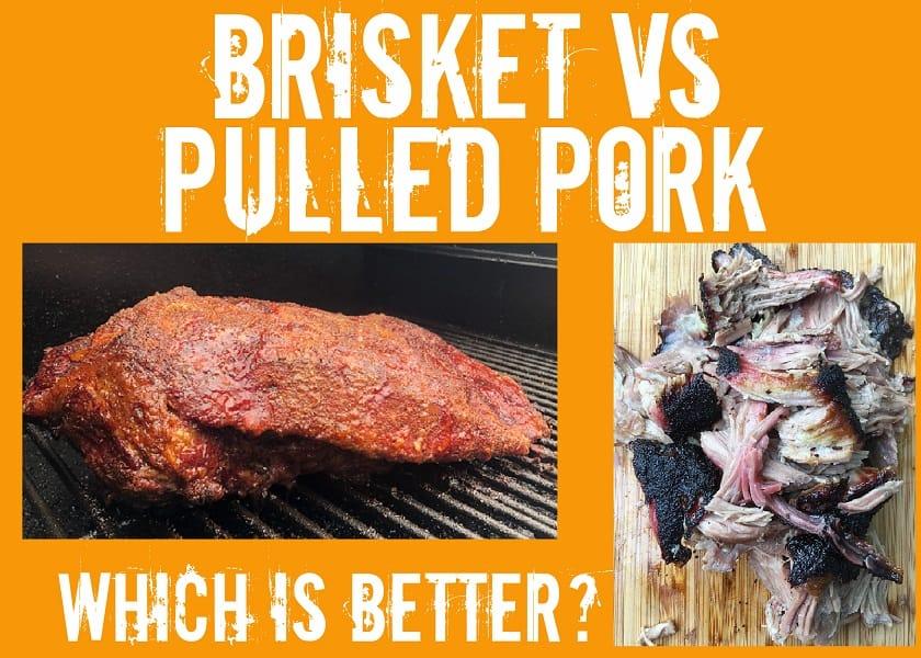 Brisket vs Pulled Pork