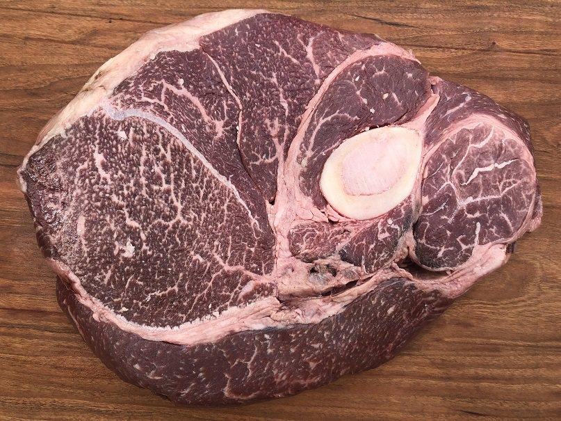 Wagyu Arm Roast Steak